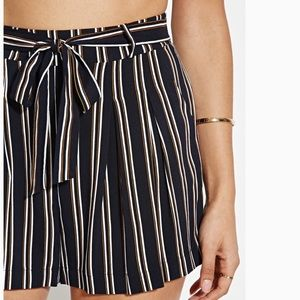 ☀️Striped Forever 21 shorts-FINAL
